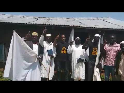 Sheikh Omar Al-Bashir and Engineer Abdulrahman Abdulghany lead Christian Bishop into Islam 25/9/ 17
