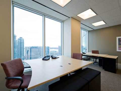 Toronto office space for rent - Serviced offices at Bay Street, Toronto