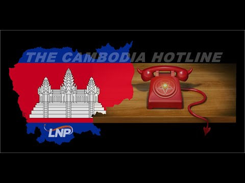 "Peter Dutton's ""Cambodia Settlement Hotline"""