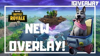 Fortnite India | Testing New Overlay And GPU settings | !giveaway