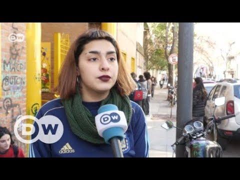 Argentinien: Die Revolution der Mädchen   DW Deutsch