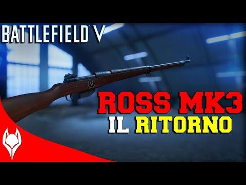 BATTLEFIELD V - ROSS MK3 - IL NUOVO FUCILE PER LO SCOUT! thumbnail