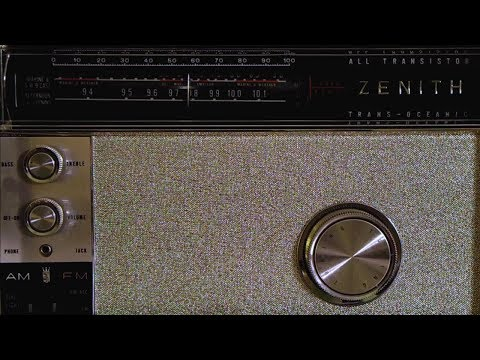Zenith Trans-Oceanic 3000-1 - 9765 kHz - Radio New Zealand International