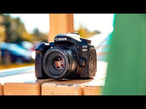 Canon 50mm F1.8 STM Отличный объектив