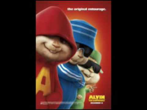Poker face alvin and the chipmunks