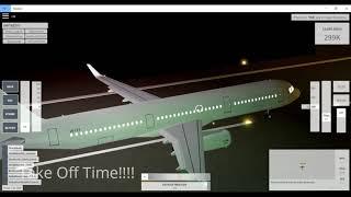 VFS (Velocity Flight Simulator) vôo completo-Roblox, Smit_Roblox