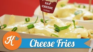 Resep Cheese French Fries