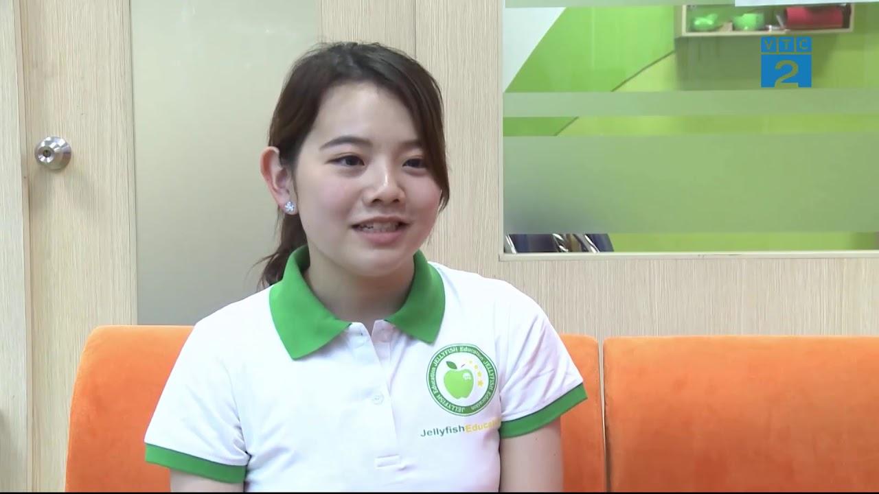 VTC2 Góc Nhìn Người Tiêu Dùng Jellyfish Education Việt Nam | JEVN