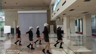 Soul Shake Line Dance choreo Fred Whitehouse_Demo by NST TA F'Ship LD (Evening Class)