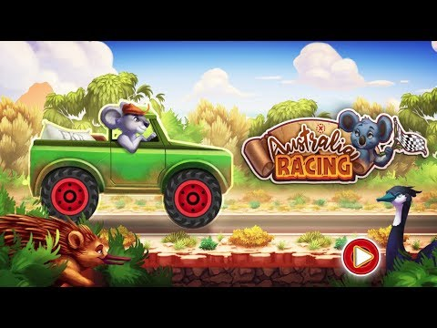 Summer Car Racing Australia - Android Gameplay Full HD (By Tiny Lab Productions)