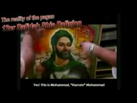 Keganjilan Ajaran Syiah – Gambar Nabi Muhammad