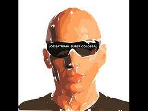 Theme For A Strange World - Joe Satriani