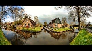 [旅行] 20170226 荷蘭羊角村Giethoorn (號稱荷蘭威尼斯)