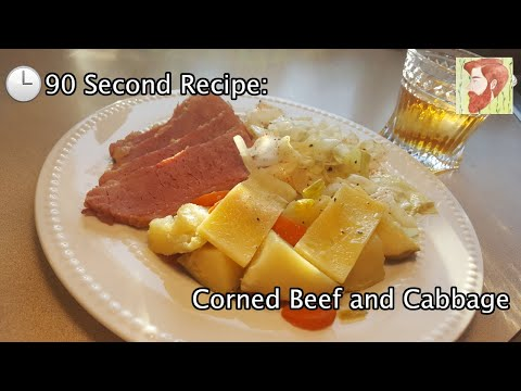 90-second-recipe:-corned-beef-and-cabbage
