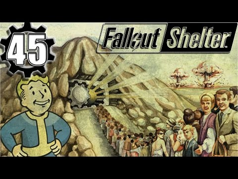 Fallout Shelter #45 - Die Große Pause - [Lets Play] [deutsch] [iPad/iOS]