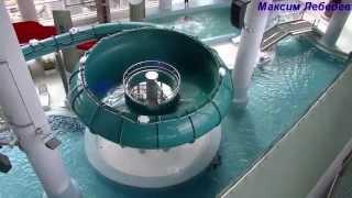 видео Хороший аквапарк