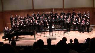 Weep No More - David N. Childs - the Stony Brook Chorale
