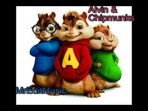 DJ Alvin Remix (Alvin And The Chipmunks) OFFICIAL