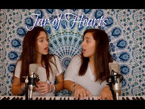 Jar of Hearts by Christina Perri ACOUSTIC COVER (Carly and Martina)