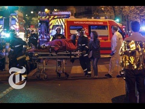2015 Paris Attacks on Social Media | The New York Times