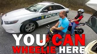 ANGRY & COOL  COPS | POLICE vs BIKERS  [Episode 109]