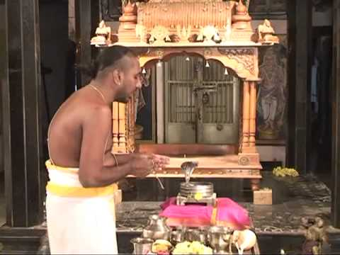 Bhagavath Thiruvaradhanam- A Demonstration