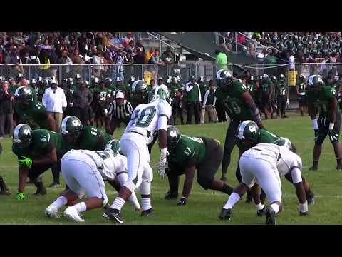 Cass Tech vs. Cody - 2017 Football Highlights on STATE CHAMPS!