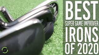The Best Super Game Improvement Irons Of 2020 Youtube