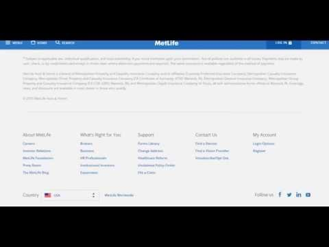 metlife auto insurance claims