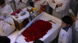 Good Friday | Funeral Procession (Golgotha) (Coptic Orthodox Hymns) غولغوثا