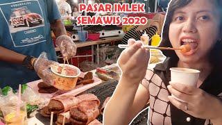 Berburu Kuliner di Pasar Imlek Semawis 2020