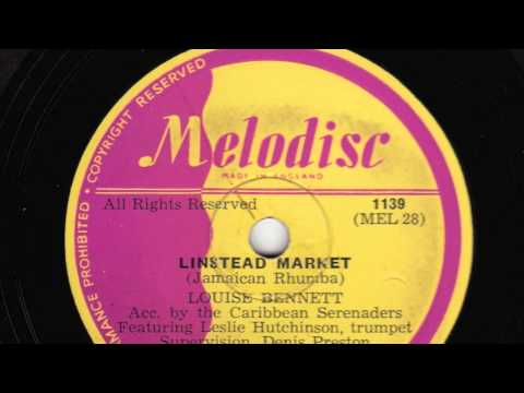 Linstead Market [10 inch] - Louise Bennett acc. by the Caribbean Serenaders