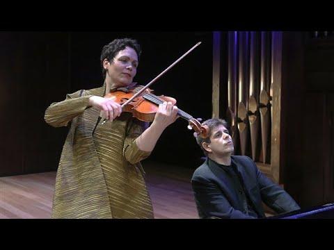 Recital de Tabea Zimmermann y Javier Perianes