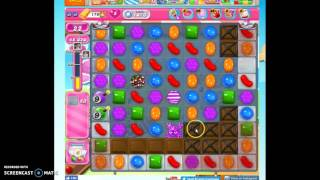 Candy Crush Level 1076 help w/audio tips, hints, tricks