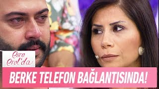 """Berke:""""Caner Bana şiddet Uyguladı!"""" - Esra Erol'da 23 Haziran 2017"""