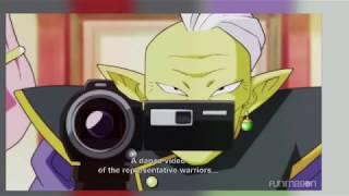 Gowasu's Godtube Video - Dragon Ball Super Episode 91
