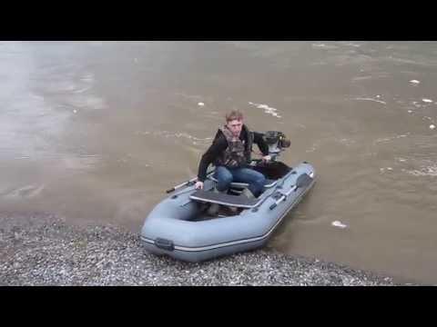 лодка тайга 290 к тюнинг