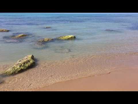 punta secca la spiaggia di Montalbano
