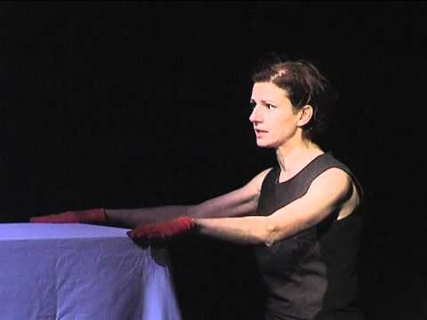 Rockaby-Samuel Beckett (part 1 of 2)