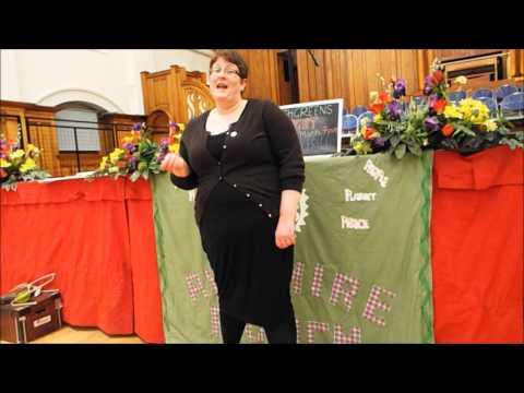 Laura Moodie,Scottish Greens South Scotland Hustings 20/03/15