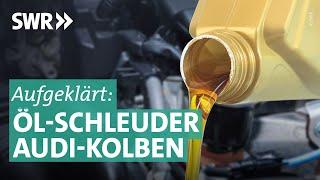 Öl-Schlucker: Überhöhter Ölverbrauch durch Audi-Kolben