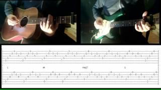 Steven Wilson The Watchmaker Guitar Tab