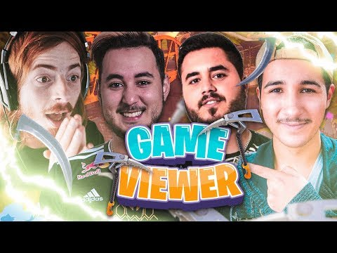 LE RETOUR DU MODE ZOMBIE EN GAMES VIEWERS AVEC CYRIL & SOFYAN !