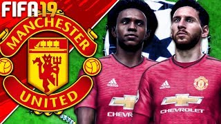 FIFA 19: Manchester United Career Mode - EP2 | CHAMPIONS LEAGUE BEGINS!