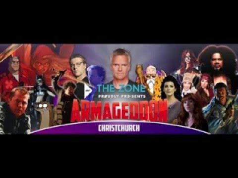 Armageddon Expo 2016 - Marina Sirtis Q&A Panel