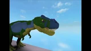 Bull T Rex Roar -ROBLOX