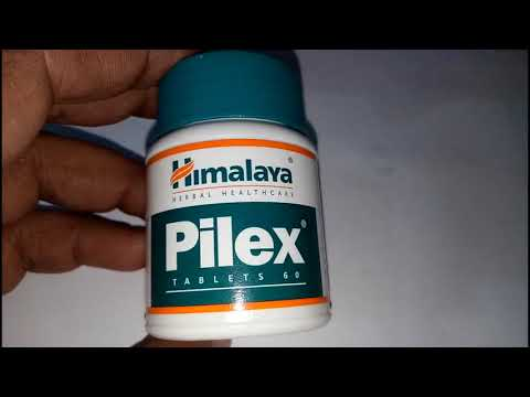 Himalaya Medicine For Piles Pilex Tablet Full Review In Hindi