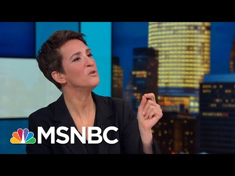 """""""The Rachel Maddow Show - 2020 Candidates"""" 