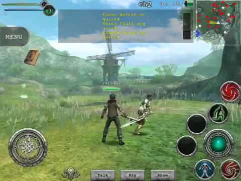 RPG Avabel Online Gameplay Part 1