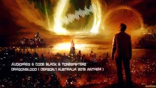 Video Audiofreq & Code Black & Toneshifterz - Dragonblood (Defqon.1 Australia 2016 Anthem) [HQ Edit] download MP3, 3GP, MP4, WEBM, AVI, FLV November 2017